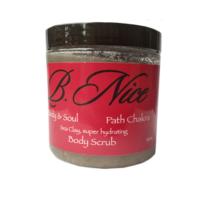 Body Scrub Sea Clay (Path Chakra) super hydrating 236 ML